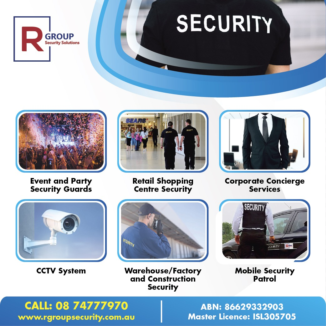R Group Security services