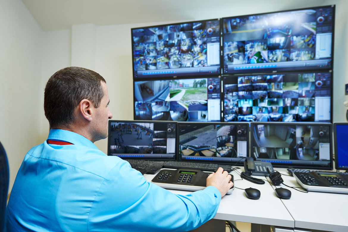 CCTV Security Services